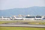 JAA DC-8さんが、関西国際空港で撮影した日本航空 777-346/ERの航空フォト(飛行機 写真・画像)