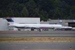 romyさんが、ボーイングフィールドで撮影したオリンピア・アヴィエーション MD-81 (DC-9-81)の航空フォト(写真)