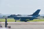 パンダさんが、千歳基地で撮影した航空自衛隊 F-2Bの航空フォト(写真)