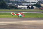 T.Sazenさんが、名古屋飛行場で撮影した岡山市消防航空隊 BK117C-2の航空フォト(飛行機 写真・画像)