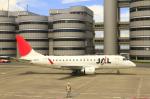 とらとらさんが、羽田空港で撮影したジェイ・エア ERJ-170-100 (ERJ-170STD)の航空フォト(飛行機 写真・画像)