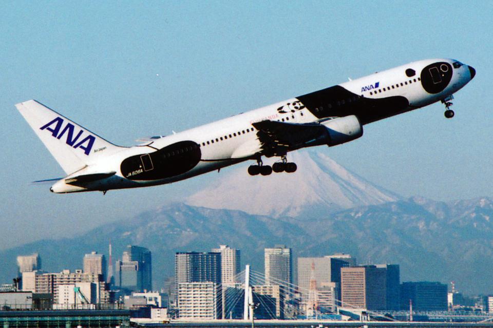 菊池 正人さんの全日空 Boeing 767-300 (JA606A) 航空フォト