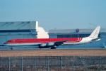 トロピカルさんが、成田国際空港で撮影したエメリー・ワールドワイド DC-8-73CFの航空フォト(写真)
