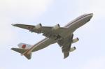 とらとらさんが、千歳基地で撮影した航空自衛隊 747-47Cの航空フォト(写真)
