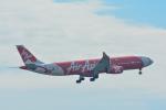 パンダさんが、新千歳空港で撮影したエアアジア・エックス A330-343Xの航空フォト(写真)