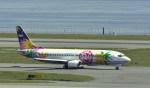 kumagorouさんが、羽田空港で撮影したスカイネットアジア航空 737-46Mの航空フォト(写真)