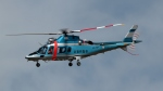 (ヘリの絵文字)おじさんが、名古屋飛行場で撮影した滋賀県警察 A109E Powerの航空フォト(写真)