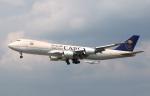 voyagerさんが、フランクフルト国際空港で撮影したサウジアラビア航空 747-87UF/SCDの航空フォト(飛行機 写真・画像)
