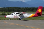 北の熊さんが、新千歳空港で撮影した徳安航空の航空フォト(飛行機 写真・画像)