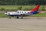 北の熊さんが、新千歳空港で撮影したHallin Aviation Inc  TBM-900 (700N)の航空フォト(飛行機 写真・画像)