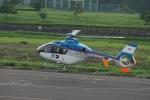 あきらっすさんが、調布飛行場で撮影した産経新聞社 EC135T1の航空フォト(写真)