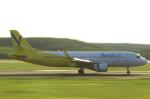 とらとらさんが、新千歳空港で撮影したバニラエア A320-214の航空フォト(飛行機 写真・画像)
