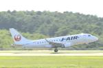 とらとらさんが、新千歳空港で撮影したジェイ・エア ERJ-170-100 (ERJ-170STD)の航空フォト(飛行機 写真・画像)