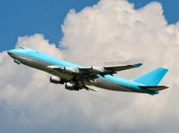 bigfoot11さんが、金浦国際空港で撮影した大韓航空 747-4B5F/SCDの航空フォト(飛行機 写真・画像)