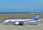 くわなりんさんが、中部国際空港で撮影した全日空 787-8 Dreamlinerの航空フォト(写真)