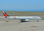 くわなりんさんが、中部国際空港で撮影したフィリピン航空 A330-343Xの航空フォト(写真)