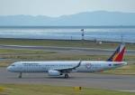 くわなりんさんが、中部国際空港で撮影したフィリピン航空 A321-231の航空フォト(写真)