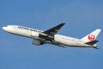 tsubasa0624さんが、羽田空港で撮影した日本航空 777-289の航空フォト(飛行機 写真・画像)