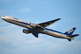 tsubasa0624さんが、羽田空港で撮影した全日空 777-381の航空フォト(飛行機 写真・画像)