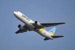tsubasa0624さんが、羽田空港で撮影したAIR DO 767-33A/ERの航空フォト(飛行機 写真・画像)
