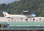 サボリーマンさんが、松山空港で撮影した本田航空 172S Skyhawk SPの航空フォト(写真)