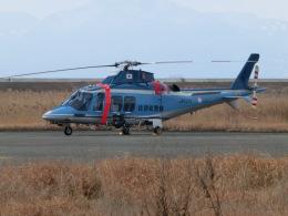 kumagorouさんが、佐賀空港で撮影した佐賀県警察 AW109SPの航空フォト(飛行機 写真・画像)