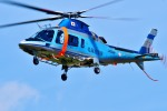 Dojalanaさんが、函館空港で撮影した北海道警察 A109E Powerの航空フォト(写真)