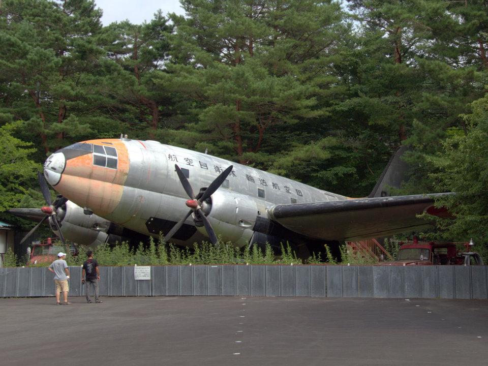 Mame @ TYOさんの航空自衛隊 Curtiss C-46 Commando (61-1127) 航空フォト