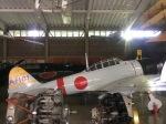 Mame @ TYOさんが、河口湖自動車博物館・飛行舘で撮影した日本海軍 Zero 21/A6M2の航空フォト(飛行機 写真・画像)