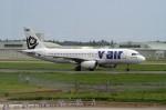 RUNWAY24さんが、茨城空港で撮影したV エア A320-232の航空フォト(写真)