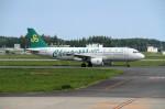 RUNWAY24さんが、茨城空港で撮影した春秋航空 A320-214の航空フォト(写真)