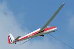 tsubasa0624さんが、妻沼滑空場で撮影した東海大学航空部 - Tokai University Aviation Club ASK 13 Jubiの航空フォト(写真)