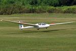 tsubasa0624さんが、妻沼滑空場で撮影した中央大学航空部 - Chuo University Soaring Club ASK 21の航空フォト(写真)