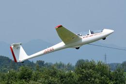tsubasa0624さんが、妻沼滑空場で撮影した青山学院大学航空部 - Soaring Team AOYAMA  ASK 21の航空フォト(写真)
