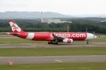 もぐ3さんが、新千歳空港で撮影したエアアジア・エックス A330-343Xの航空フォト(飛行機 写真・画像)