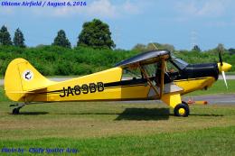 Chofu Spotter Ariaさんが、大利根飛行場で撮影した日本モーターグライダークラブ A-1 Huskyの航空フォト(写真)