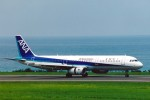 菊池 正人さんが、鳥取空港で撮影した全日空 A321-131の航空フォト(写真)