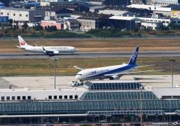 LOTUSさんが、松山空港で撮影した全日空 777-281の航空フォト(写真)