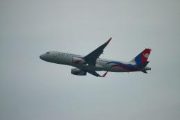 reonさんが、香港国際空港で撮影したネパール航空 A320-233の航空フォト(飛行機 写真・画像)
