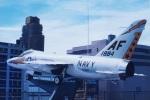 TKOさんが、イントレヒ「ット空母博物館で撮影したアメリカ海軍 F11F-1 Tigerの航空フォト(写真)