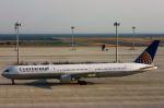 中部国際空港 - Chubu Centrair International Airport [NGO/RJGG]で撮影されたコンチネンタル航空 - Continental Airlines [CO/COA]の航空機写真