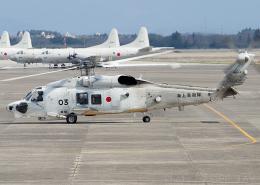 DEE JAYさんが、鹿屋航空基地で撮影した海上自衛隊 SH-60Kの航空フォト(飛行機 写真・画像)