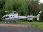Mame @ TYOさんが、雄飛航空川島ヘリポートで撮影した雄飛航空 AS350B Ecureuilの航空フォト(写真)