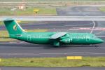 pinamaさんが、デュッセルドルフ国際空港で撮影したアヴィロ・エア BAe-146-300の航空フォト(写真)