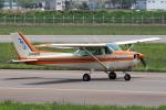 Echo-Kiloさんが、札幌飛行場で撮影した北海道フライトサービス 172P Skyhawkの航空フォト(写真)