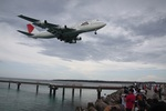 turt@かめちゃんさんが、下地島空港で撮影した日本航空 747-346の航空フォト(写真)