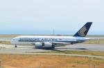 関西国際空港 - Kansai International Airport [KIX/RJBB]で撮影されたシンガポール航空 - Singapore Airlines [SQ/SIA]の航空機写真