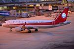 関西国際空港 - Kansai International Airport [KIX/RJBB]で撮影された四川航空 - Sichuan Airlines [3U/CSC]の航空機写真
