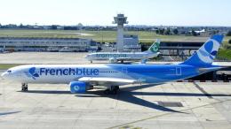 誘喜さんが、パリ オルリー空港で撮影したフレンチブルー A330-323Xの航空フォト(飛行機 写真・画像)
