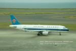 かみきりむしさんが、中部国際空港で撮影した中国南方航空 A320-214の航空フォト(写真)